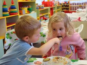 питание детей в детском саду