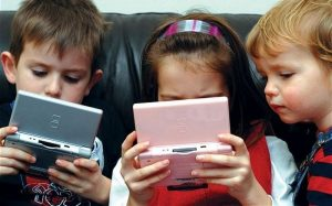 дети и технология