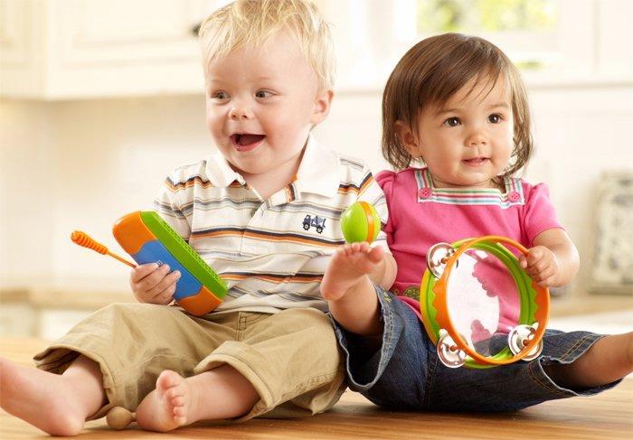 занятия с детьми 1 - 3 года